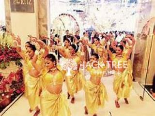 Drummers & Dancers- Budawatta Dance Troupe