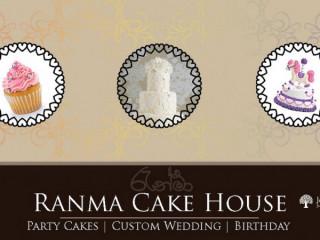 Ranma Cakes