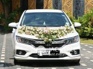 Rent a wedding car   Luxury BMW 2018