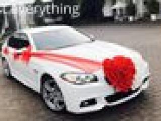 Wedding Car For Hire - BMW 520D ( Rent a )