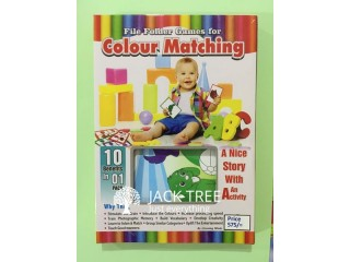 File Folder Game- Colour Activity Pack