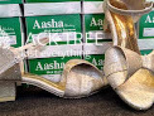 Aasha Shoes