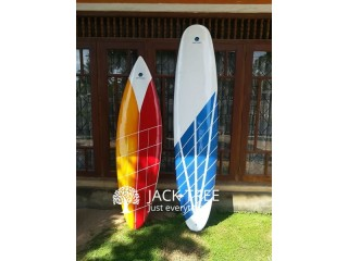 Surfing boards