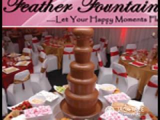 Feather Fountain