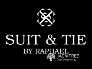 Suit & Tie by Raphael