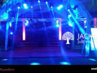 Lighting for Wedding Occasions Wall