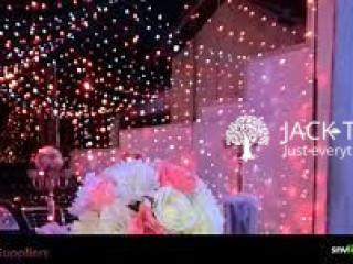 Wedding Hall Ambiance Lighting