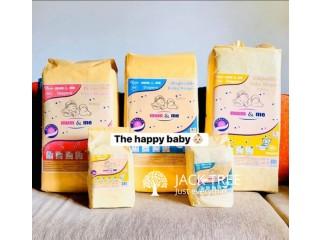Mum & me baby diapers
