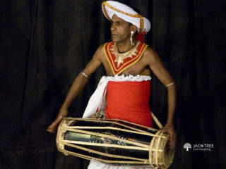Udara Mangala Seva- drummers & dancers
