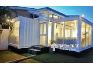 Portable Office Cabins & Dry Containers For SALE...