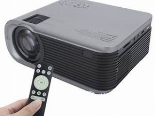 Led Hdmi Entertainment Projector