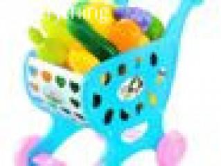 Shopping Cart Kids Toy