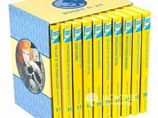 Nancy Drew Book Set