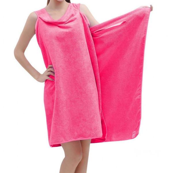 shopos-women-microfiber-wearable-bath-wrap-beach-towel-dress-bat-big-0