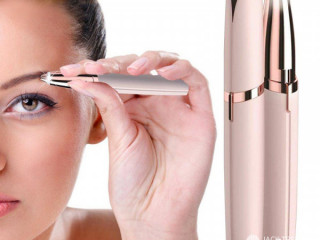 Flawbless Eyebrow Trimmer Built in LED light for added visibility