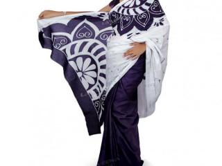 Various types of Bathik Saree Designs by Batiks in Sri lanka