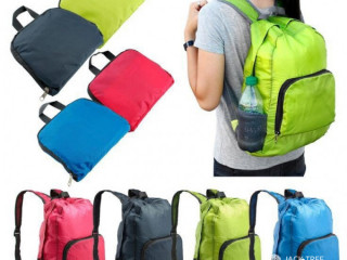 Fashion/Foldable Waterproof Backpack /dust-proof, easy to clean/