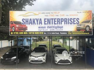 Shakya Global Enterprises (Pvt) Ltd Brand New and used car sale