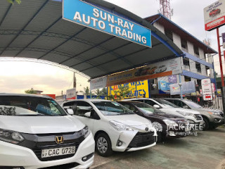Sun-Ray Auto Trading Brand New and used vehicles car sale toyota