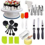 cake-tools-combo-pack-121pcs-they-made-of-plastic-and-stainless-small-0