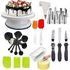 cake-tools-combo-pack-121pcs-they-made-of-plastic-and-stainless-big-0