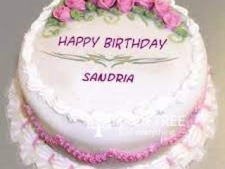 Sandria Cakes අවුරුදු 15 කට වැඩි පළපුරුදු සැන්ඩ්රියා කේක්