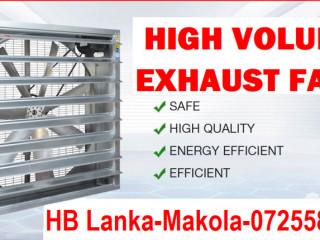 Greenhouse Exhaust srilanka , ventilation systems srilanka
