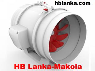 Air extractors fans Sri Lanka , Exhaust fan srilanka, duct fans