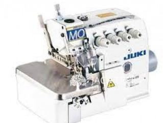 5 Thread Juki Overlock Machine quality mashings in sri lanka