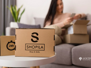 Brand New Strong Cardboard Boxes From Shopila