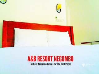 Double Room in Negombo just Rs.1000 for 24hrs