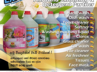 (Washing and Cleaning )  Quality products