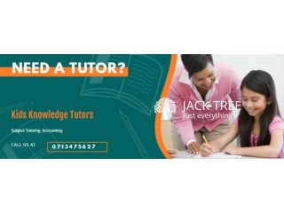 Tuition Classes for OL and AL students