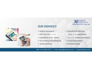 Regulated Tax Agent Services