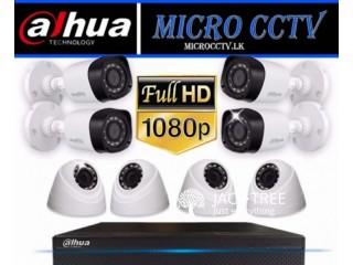 CCTV Camera 4CH 2MP