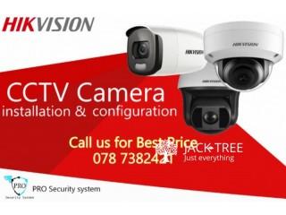 Colombo Cctv camera installation and configuration