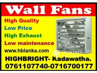 Wall exhaust shutters fans srilanka ventilation system suppliers srilnka,