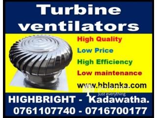 Wind turbine ventilators srilanka