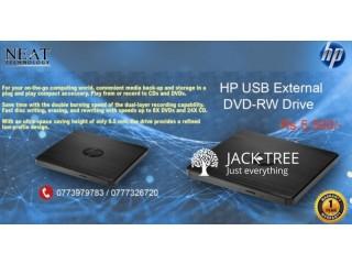 HP External USB DVDRW Drive (F2B56AA)