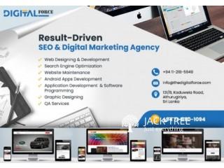 Website Design and Development companies - Athurugiriya