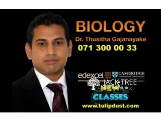Edexcel and Cambridge Biology