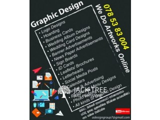 Online Graphic Design / Freelance Graphic Design