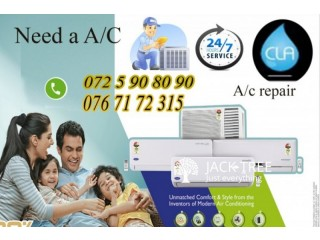 Air conditioner all type (A/C)