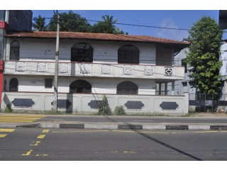 Commercial property for sale on Galle Road in Kalutara