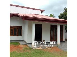 Beautiful modern 2 storey house