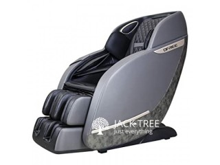 Full Body Massage Chair 3D zero gravity Chair(R9-Black)