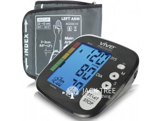 Blood Pressure with Heart Rate Monitor Kit (Usa Brand)
