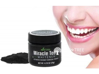 Miracle Teeth Whitener powder