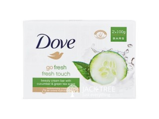 Dove Soap Go Fresh Touch (Green 100g)