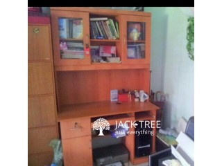 Writting Table with Cupboard for sale